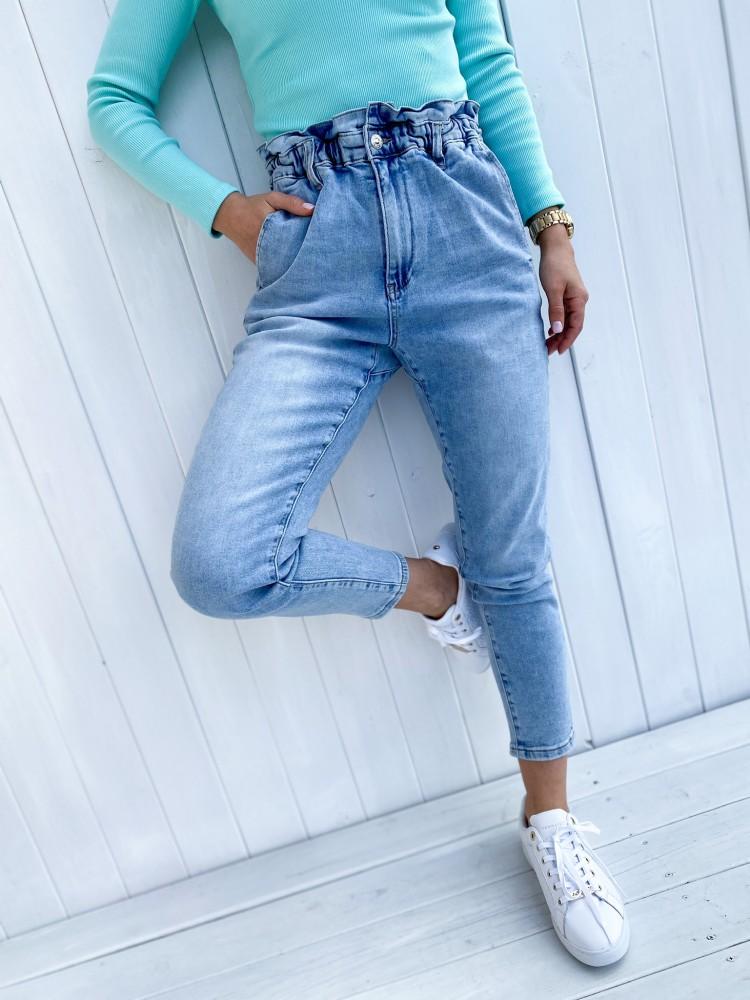 Spodnie jeansowe MALEDIVES blue
